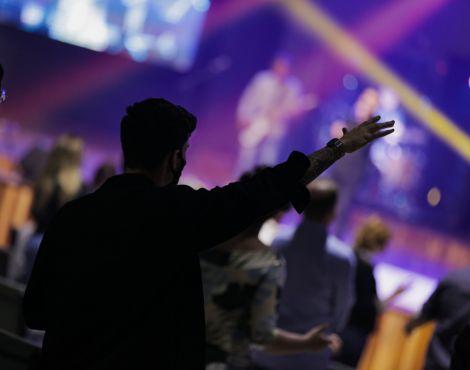 Coragem para avançar, isso é o que Deus quer de nós!