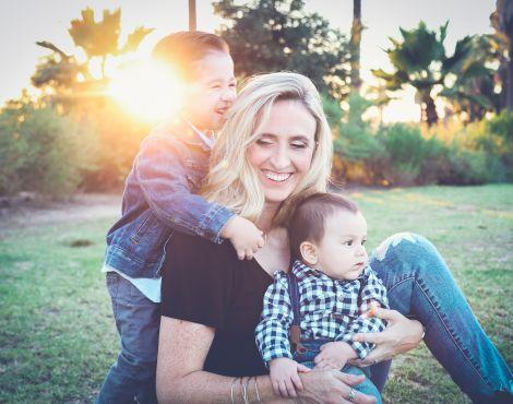 Maternidade: Equilíbrio e Proteção