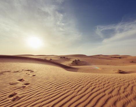 Decida sair do deserto e deixe Deus agir na sua vida!