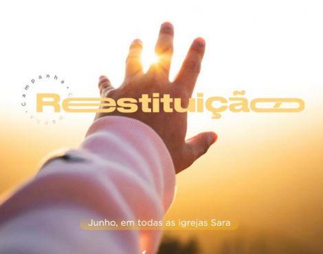 Quer receber a unção da restituição em sua vida?