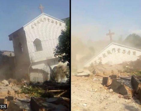 China é o país onde igrejas são mais atacadas, diz Portas Abertas