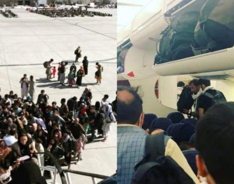 ONG levanta doação e envia avião para resgatar 1200 cristãos no Afeganistão