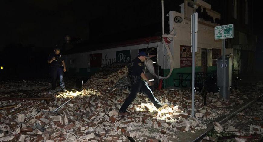 """Igrejas pedem orações com a passagem de furacão """"catastrófico"""""""