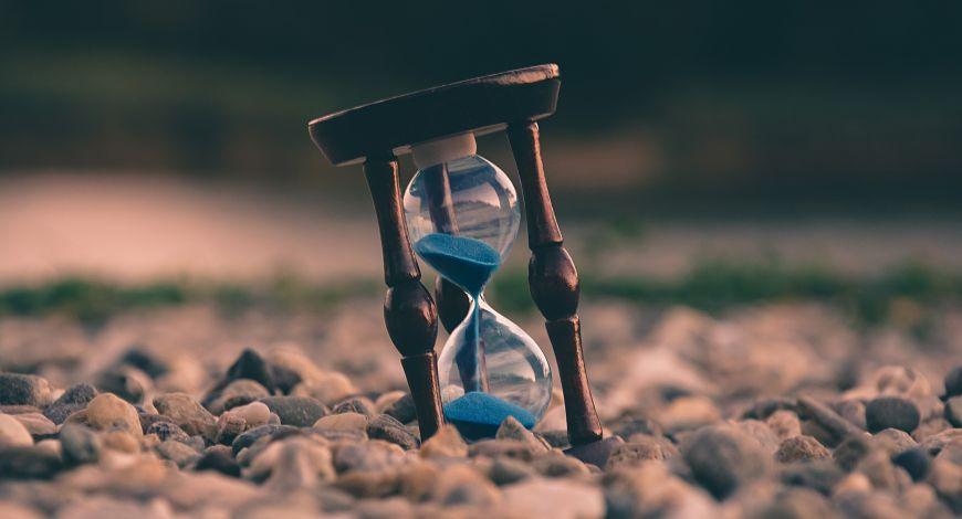Você controla o tempo ou o propósito?