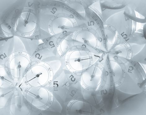 O tempo é para o cumprimento do propósito