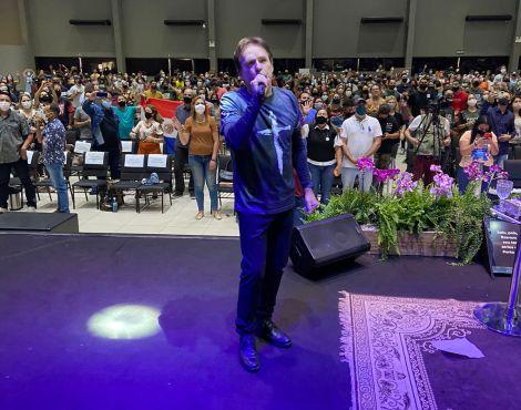 Conferência Vida: Bispos Rodovalho marcam presença na Sara de Campo Grande (MS)